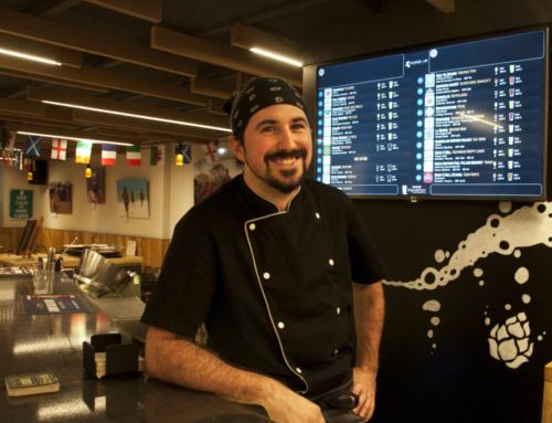 Napargar, cerveza artesana y productos de Navarra