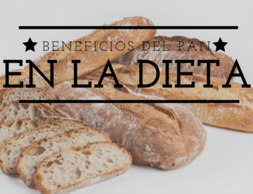 ¿Sigues creyendo que el pan engorda?